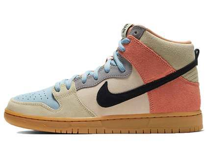 Nike SB Dunk High Easter/Spectrum 2020の写真