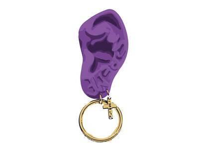 Supreme Ear Keychain Purpleの写真