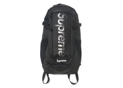 Supreme Backpack (SS21) Blackの写真