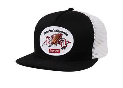 Supreme America's Favorite Mesh Back 5-Panel Blackの写真