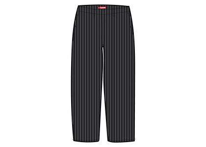 Supreme Work Pant (SS21) Black Stripeの写真