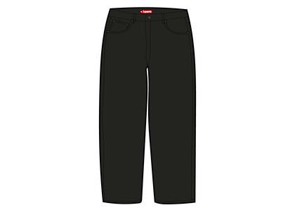 Supreme Stone Washed Black Slim Jean (SS21) Washed Blackの写真
