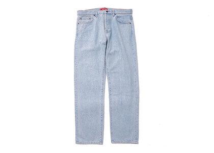 Supreme Regular Jean (SS21) Washed Blueの写真