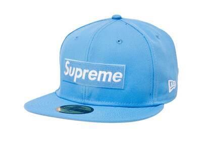 Supreme Champions Box Logo New Era Bright Blueの写真