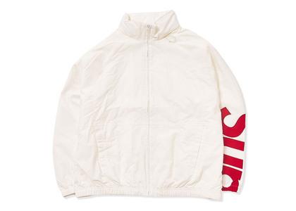 Supreme Spellout Track Jacket Whiteの写真