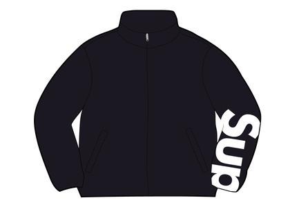 Supreme Spellout Track Jacket Blackの写真
