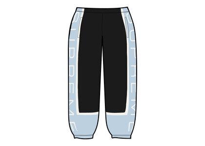 Supreme Paneled Sweatpant (SS21) Blackの写真