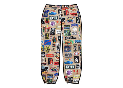 Supreme GORE-TEX Stickers Pant (SS21) Tanの写真