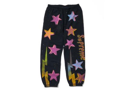 Supreme Gonz Stars Sweatpant Blackの写真