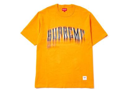 Supreme Blurred Arc S/S Top Orangeの写真