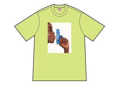 Supreme Water Pistol Tee Bright Yellowの写真