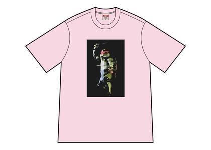 Supreme Raphael Tee Light Pinkの写真