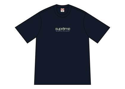 Supreme Five Boroughs Tee Navyの写真