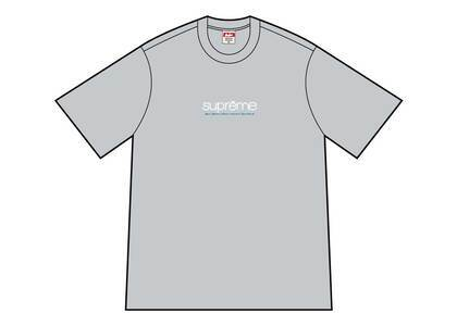 Supreme Five Boroughs Tee Heather Greyの写真