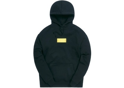 Kith x The Simpsons Sports Family Hoodie Blackの写真