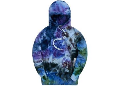 Kith x Advisory Board Crystals Hoodie Moss Dyeの写真