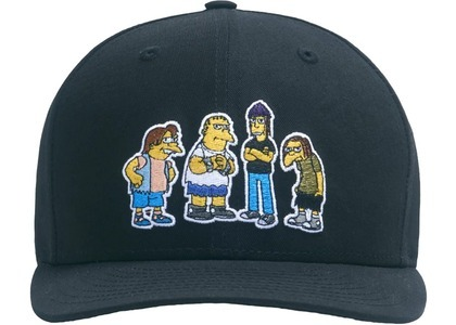Kith x The Simpsons Bullies Low Crown 59Fiftey Blackの写真
