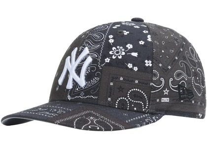 Kith For New Era Yankees Deconstructed Bandana Low Profile Cap Shadowの写真