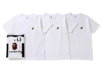 Readymade × A Bathing Ape 3 Pack Teeの写真