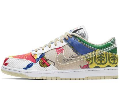 Nike Dunk Low SP City Marketの写真