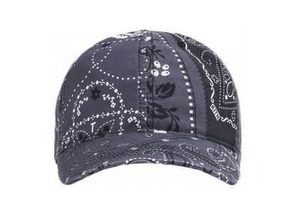 Kith Cowboy Bandana Cap Blackの写真