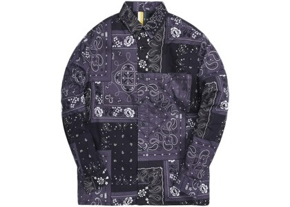 Kith Ludlow Buttondown Blackの写真