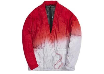 Kith for Nemen Aiko Kimono Samba Red Dip Dyeの写真