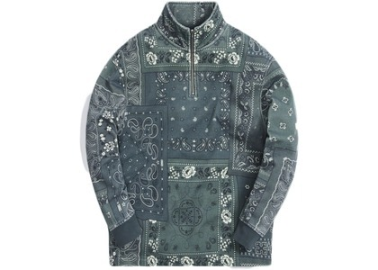 Kith Deconstructed Bandana Quarter Zip Stadiumの写真