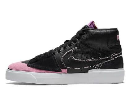 Nike SB Zoom Blazer Mid Edge Black Pinkの写真
