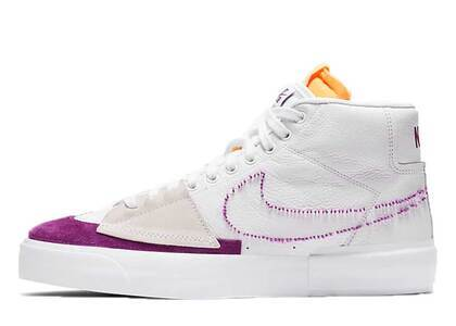 Nike SB Zoom Blazer Mid Edge White Biotechの写真