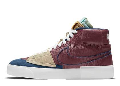 Nike SB Zoom Blazer Mid Edge team Redの写真