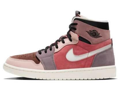 Nike Air Jordan 1 Zoom  Rust Womensの写真