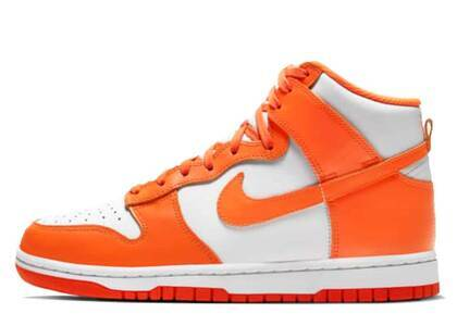 Nike Dunk Retro High Syracuse Womensの写真