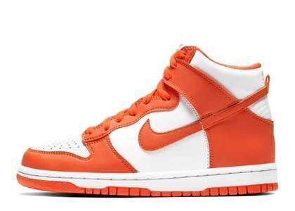 Nike Dunk Retro High Syracuse GSの写真