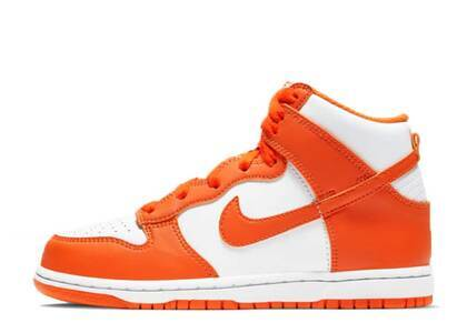 Nike Dunk Retro High Syracuse PSの写真