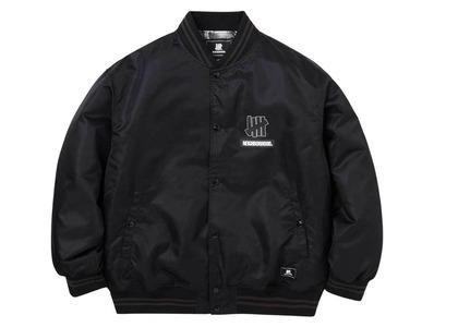 Neighborhood × Undefeated Jacket Blackの写真