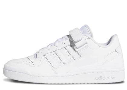 Adidas Forum Low Whiteの写真