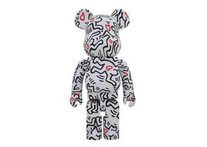 Be@rbrick Keith Haring #8 1000%の写真