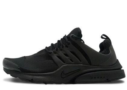 Nike Air Presto Triple Blackの写真