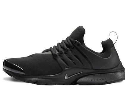 Nike Air Presto Tech Fleece Blackの写真