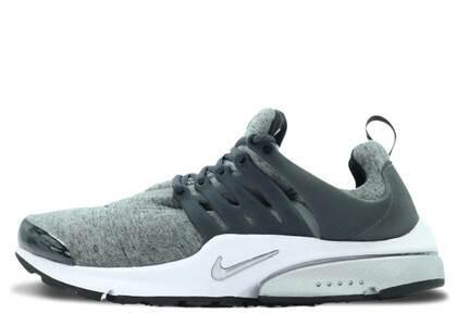 Nike Air Presto Tech Fleece Greyの写真