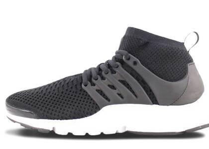 Nike Air Presto Flyknit Ultra Black Whiteの写真