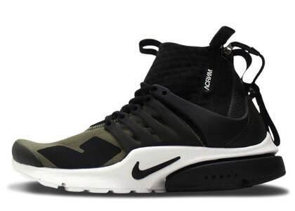 Nike Air Presto Acronym Oliveの写真