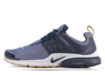 Nike Air Presto Denim Pack Obsidianの写真