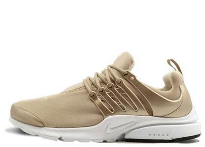 Nike Air Presto Gold Metallicの写真
