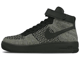 Air Force 1 Ultra Flyknit Mid Palm Greenの写真