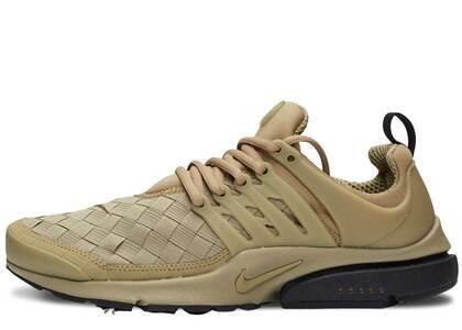 Nike Air Presto Woven Oliveの写真