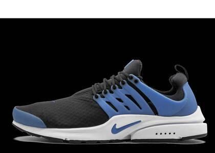 Nike Air Presto Black Photo Blueの写真