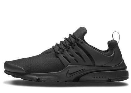 Nike Air Presto Essential Triple Blackの写真