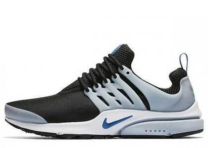 Nike Air Presto Black Blue Jayの写真